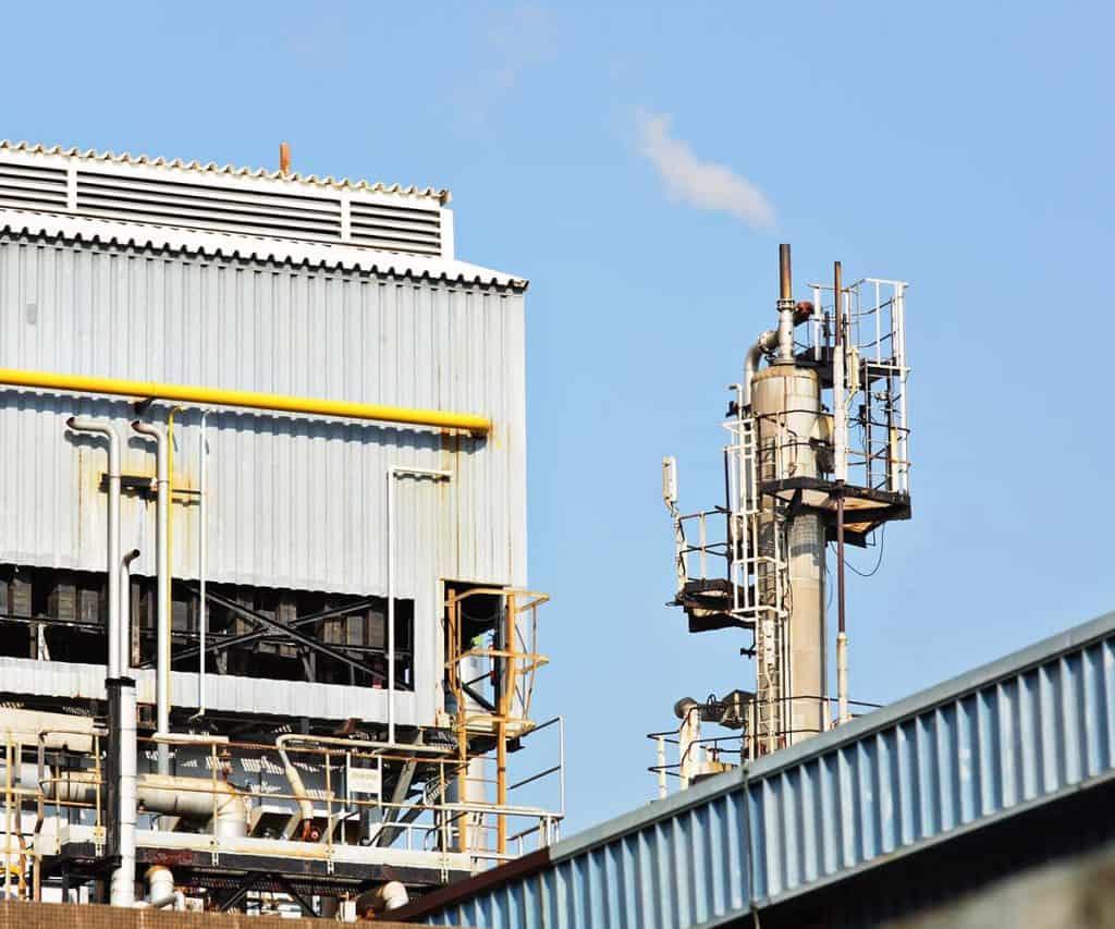 Sloopwerken Industrie Fabriek