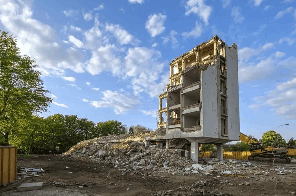 circulaire sloop project: slopen gebouwen