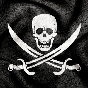 Banderas skulls