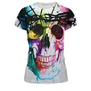 Camisetas Skulls