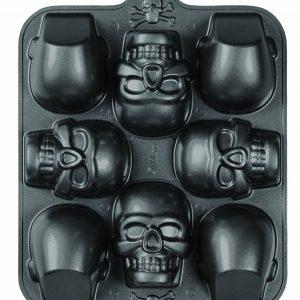 Moldes skulls