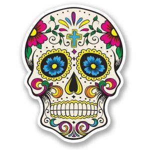 Vinilos skulls
