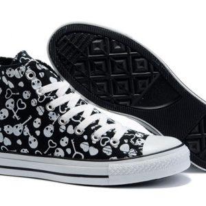 Zapatos skulls