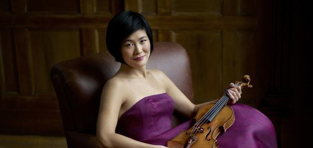 Artist-in-Residence: Jennifer Koh