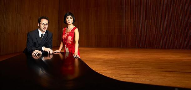 Jennifer Koh, Violin & Shai Wosner, Piano