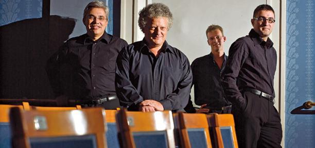 Arditti Quartet featuring Eliot Fisk, Guitar