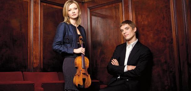 Alina Ibragimova, Violin & Cédric Tiberghien, Piano
