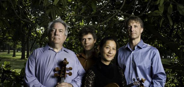 Ciompi Concert No. 4 featuring Ashley Bathgate, cello; James Tocco, piano