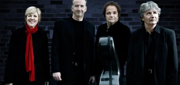 Takács Quartet with Erika Eckert, Viola