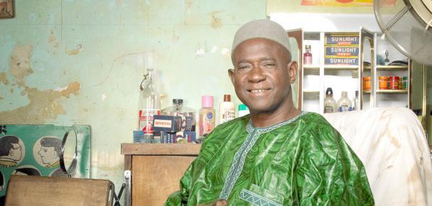Artist-in-Residence: Kassé Mady Diabaté