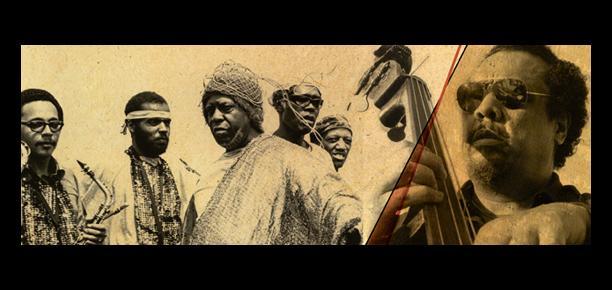 Sun Ra Arkestra + Mingus Big Band