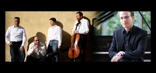 Talich Quartet featuring Orion Weiss, piano