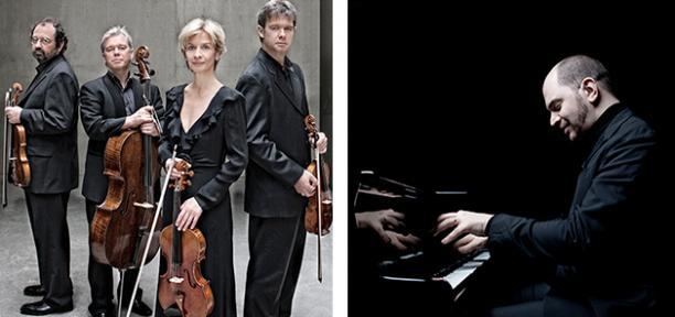 Hagen Quartet & Kirill Gerstein, Piano