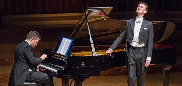 Ian Bostridge, Tenor & Thomas Adès, Piano<br /></noscript><img class=