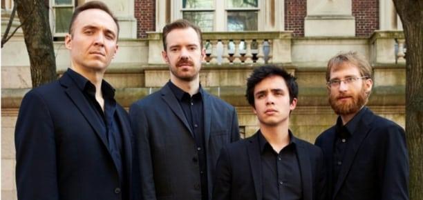 JACK Quartet   Georg Friedrich Haas: String Quartet No. 9