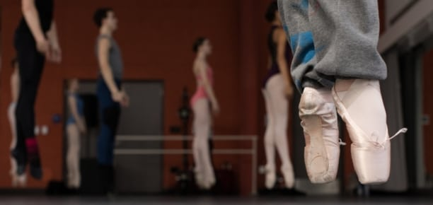 American Ballet Theatre Master Class No. 2 with Franco De Vita