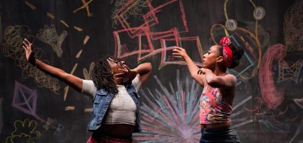 Camille A. Brown & Dancers: Black Girl Spectrum Workshop