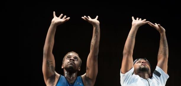 Camille A. Brown & Dancers: Black Men Moving Workshop