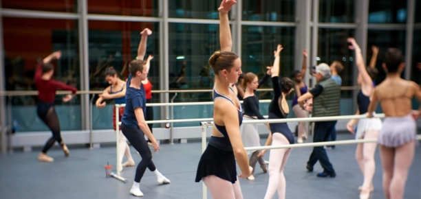 American Ballet Theatre Master Class with Johanna Butow