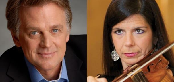 Stephen Prutsman, Piano & Pamela Frank, Violin