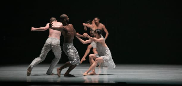 Alonzo King LINES Ballet Movement Workshop with Meredith Webster