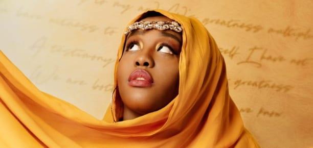 Sadiyah Bashir: the poet