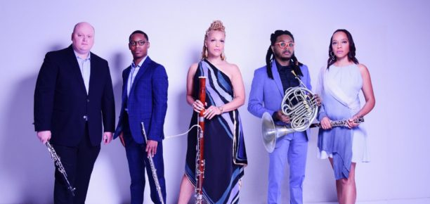 Imani Winds & Cory Smythe, piano <em></noscript><img class=
