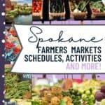 2021 spokane farmers market schedule