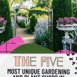 most unique garden shops spokane