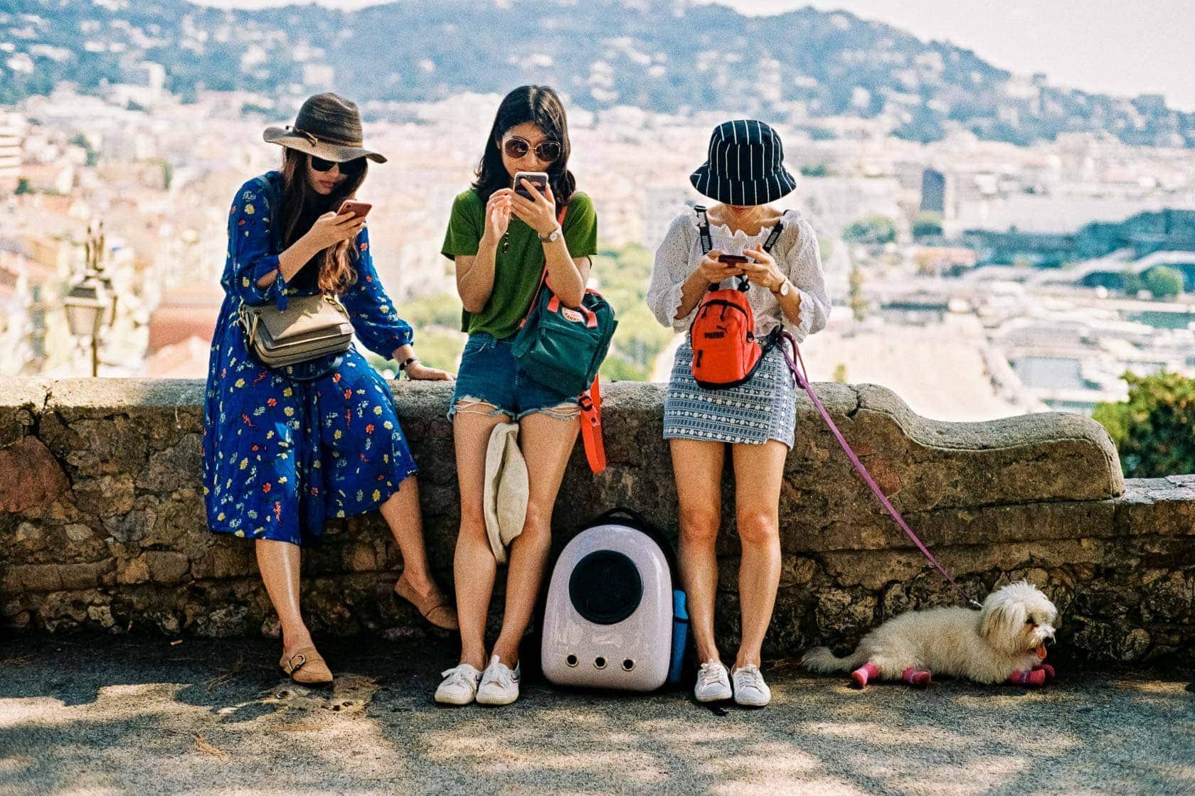Street photography France