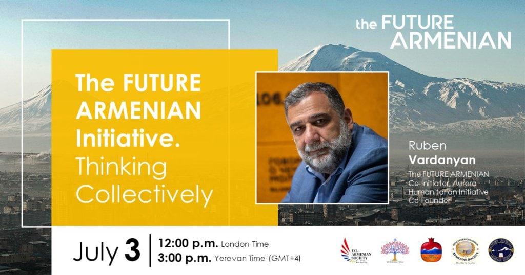 Rencontre avec la communauté arménienne de Grande-Bretagne