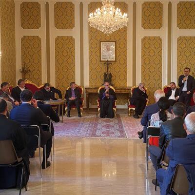 Հանդիպում Հռոմի հայ համայնքի հետ․ «Արմենիա» ՀԸ, հոկտեմբերի 14, 2021 թ․ (հայերեն)