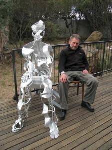 Person Sculpture