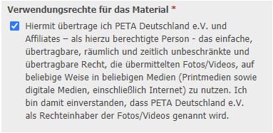 Screenshot https://peta.forms-db.com/view.php?id=36682