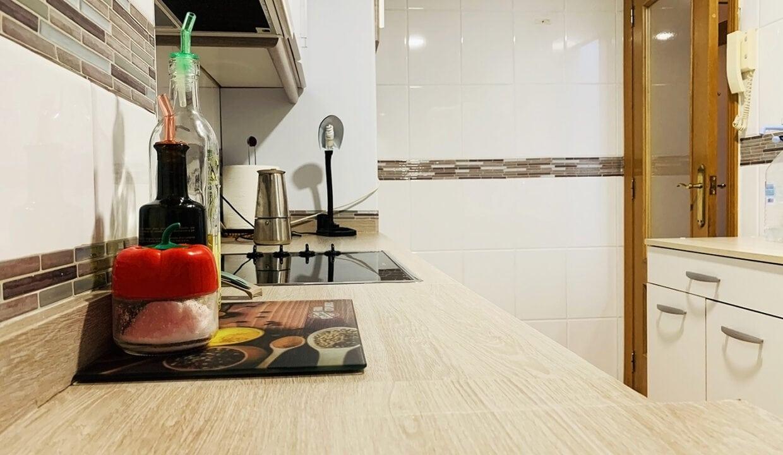 Apartamento familiar en Torrevieja a 2 minutos de Playa del Cura