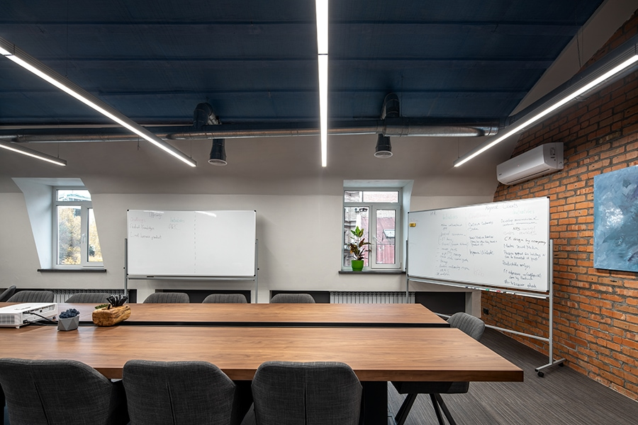 освещение для офиса