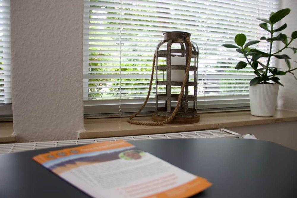 HPPsych Praxis Brake Fenster