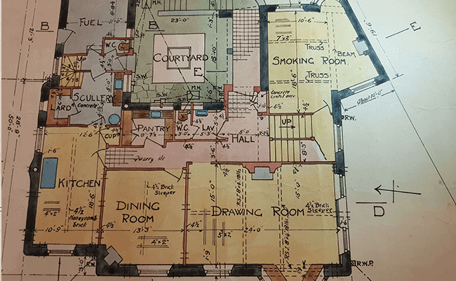 building-plans-traditional-house