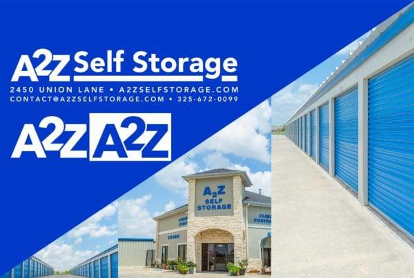 Branding & Photography – A2Z Self Storage