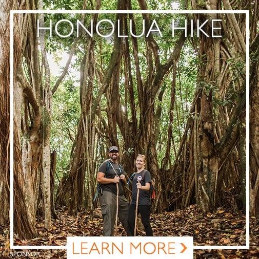 Honolua Hike Maui