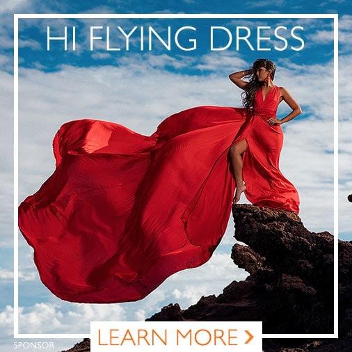 Hi Flying Dress Maui