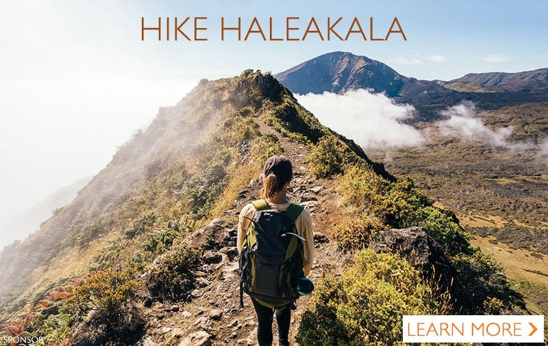 Haleakala Hike