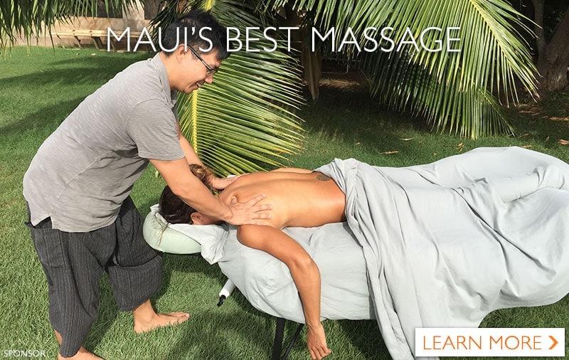 Maui's Best Massage