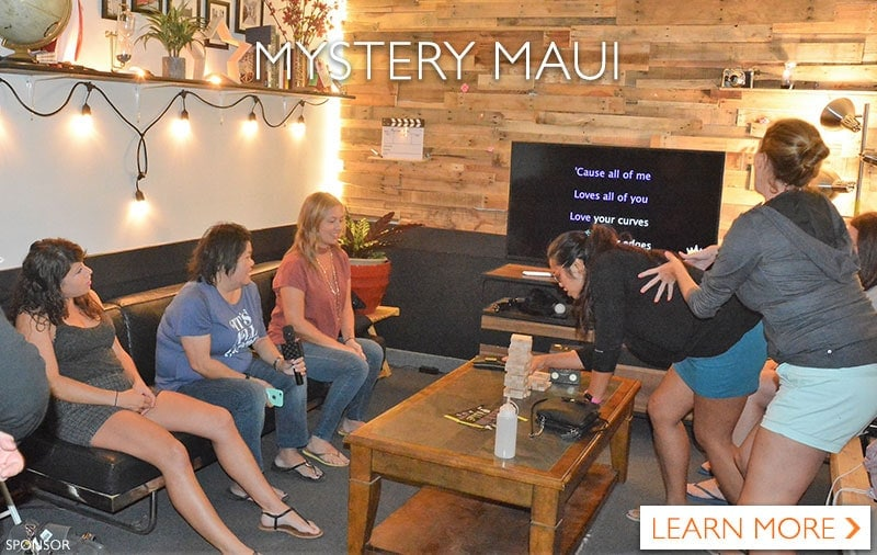 Mystery Maui