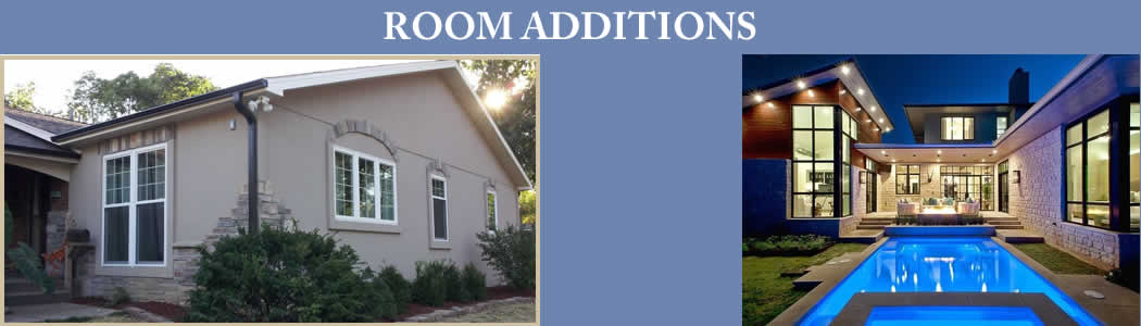 Room Addition Project Banner