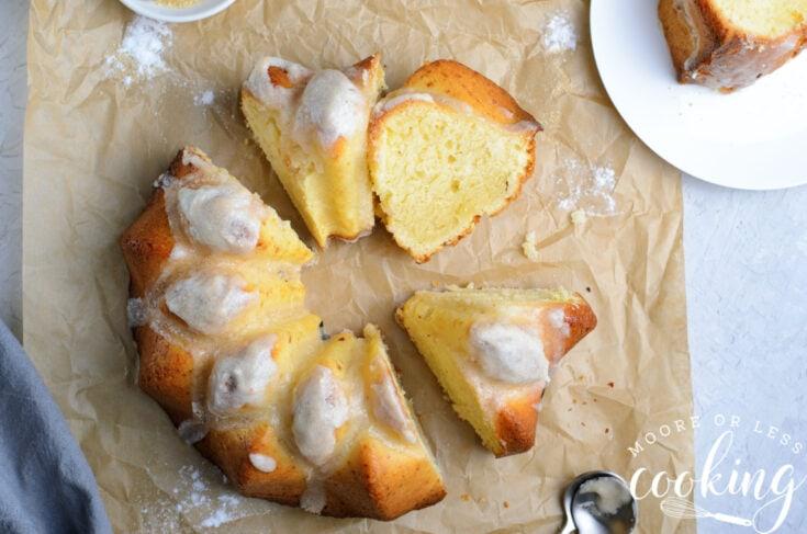 horizontal full cake