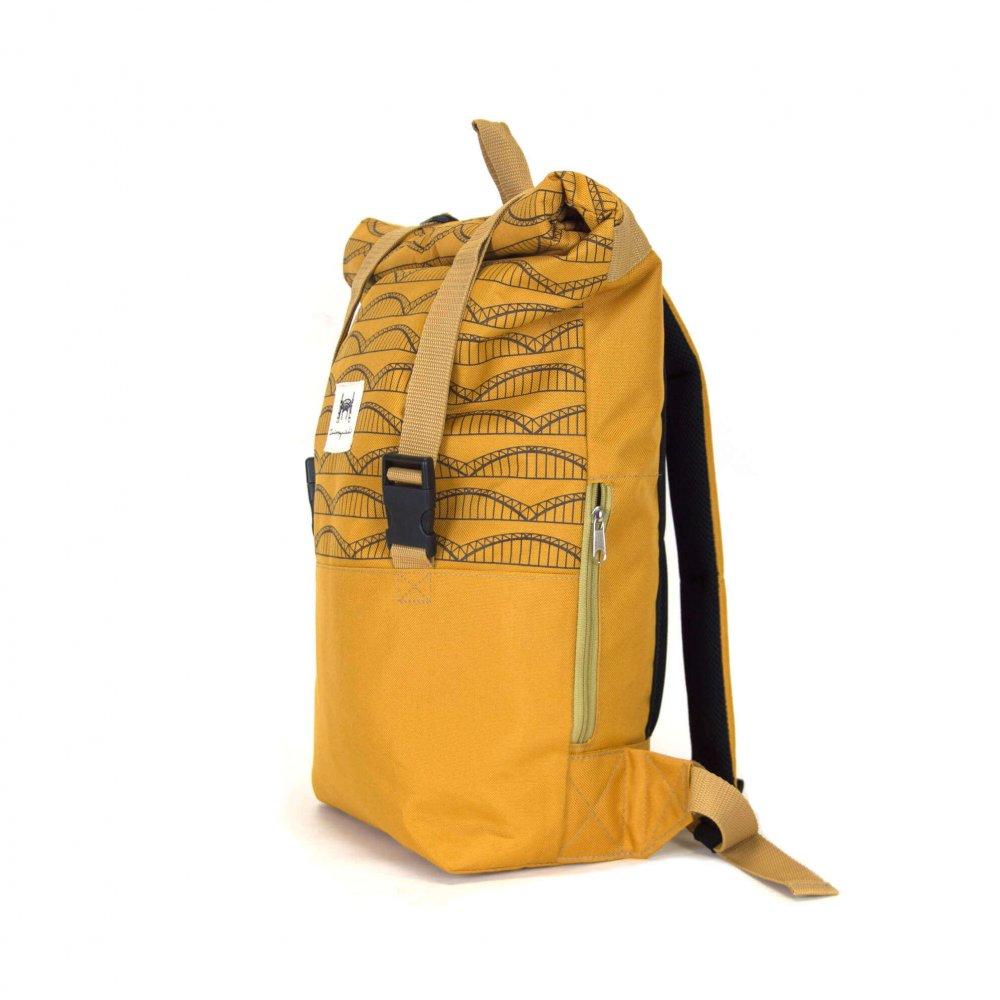 plecak z wierzyniecki z profilu