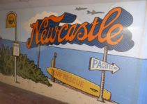 Newcastle & Two Degrees of Separation