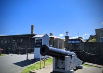 Visit Fort Scratchley for History, Tunnels & Views