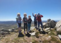 Explore the Snowy Mountains in the Summer Months